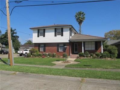 3729 45TH Street, Metairie, LA 70001 - #: 2161381