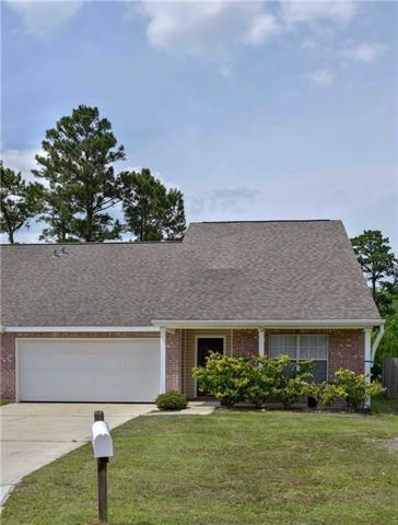 1017 Clairise Court, Slidell, LA 70461 - MLS#: 2161741