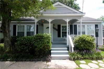 1514 Jefferson Street, Gretna, LA 70053 - #: 2161791