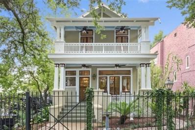 1637 S Carrollton, New Orleans, LA 70118 - MLS#: 2161933