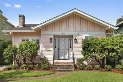 7822 S Claiborne, New Orleans, LA 70125 - MLS#: 2162031