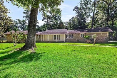1 Sulphur Springs, Covington, LA 70433 - MLS#: 2162591