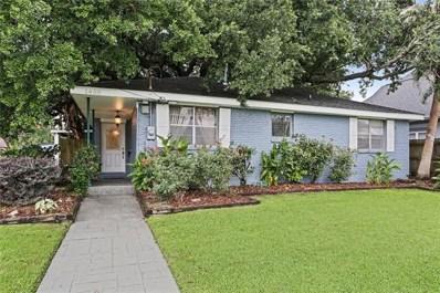 1400 Beverly Garden Drive, Metairie, LA 70002 - #: 2162780