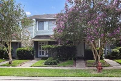 382 Fairway Drive UNIT 27, La Place, LA 70068 - MLS#: 2162833