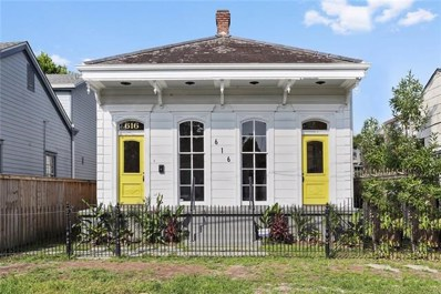 616 Sixth, New Orleans, LA 70115 - MLS#: 2163136