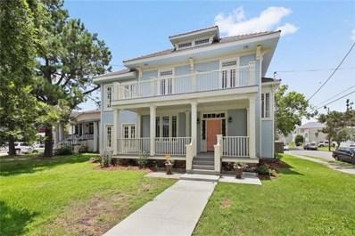 5024 S Claiborne Avenue, New Orleans, LA 70125 - MLS#: 2163319