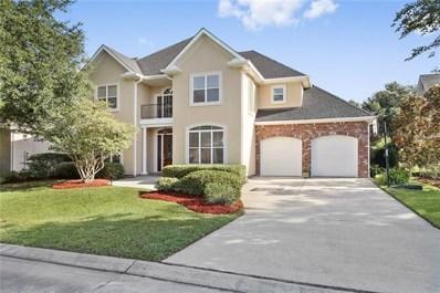 44 Fairway Oaks Drive, New Orleans, LA 70131 - MLS#: 2163464