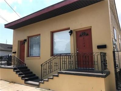 2106 Dumaine Street, New Orleans, LA 70116 - MLS#: 2163537