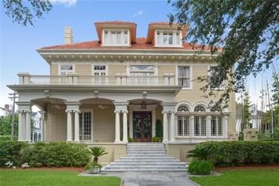1544 State Street, New Orleans, LA 70118 - #: 2163852