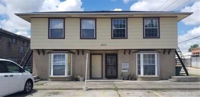 2100 Lafayette Street UNIT D, Gretna, LA 70053 - MLS#: 2163936