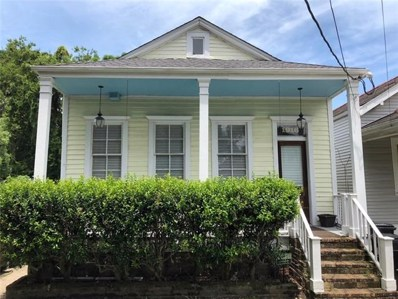 1916 Burdette, New Orleans, LA 70118 - MLS#: 2163945