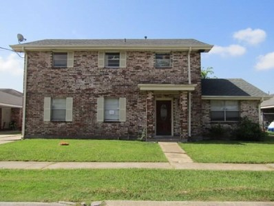 909 27TH Street, Kenner, LA 70062 - MLS#: 2164028