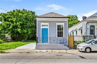 2324 N Robertson Street, New Orleans, LA 70117 - MLS#: 2164097
