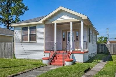4324 Rayne Drive, New Orleans, LA 70122 - MLS#: 2164192