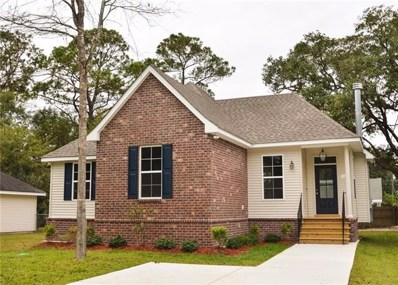57331 Lillian Drive, Slidell, LA 70461 - MLS#: 2164285