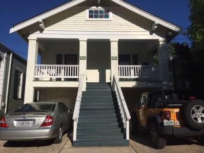 823 State Street, New Orleans, LA 70118 - #: 2164411