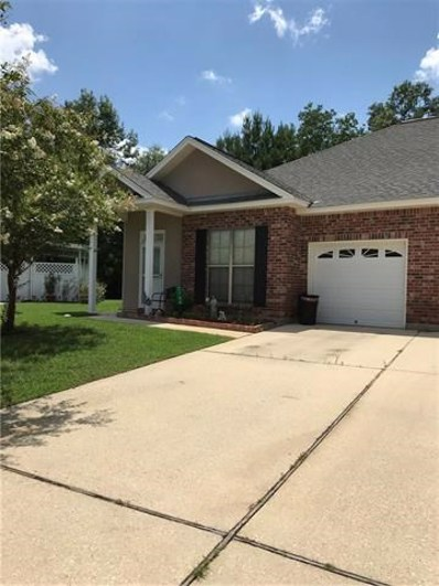 216 Short Street UNIT A, Slidell, LA 70461 - MLS#: 2164489