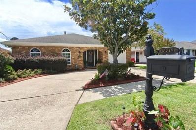 5604 David Drive, Kenner, LA 70065 - MLS#: 2164512