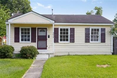 4626 Herschel, New Orleans, LA 70114 - MLS#: 2164600