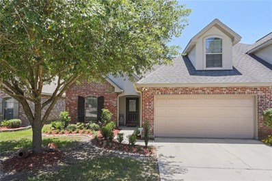 115 Cornerstone Drive UNIT 115, Slidell, LA 70461 - MLS#: 2164690