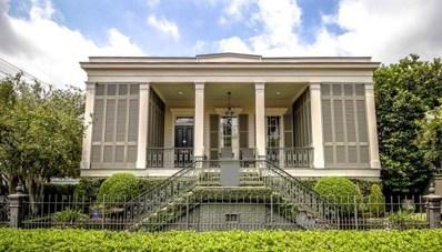 1302 Jackson, New Orleans, LA 70130 - MLS#: 2164837