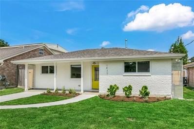 1433 Gardenia Drive, Metairie, LA 70005 - #: 2165127