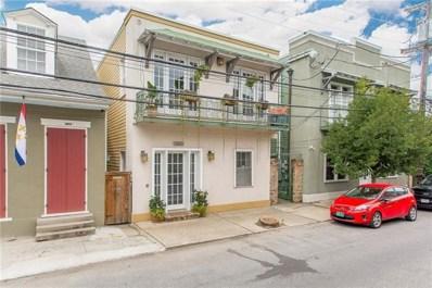 1927 Burgundy, New Orleans, LA 70116 - MLS#: 2165195