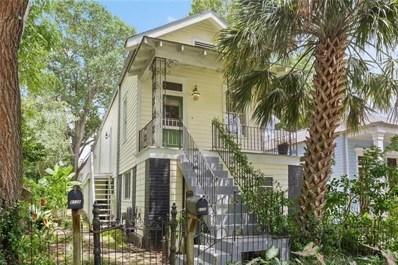813 Marengo Street, New Orleans, LA 70115 - MLS#: 2165231