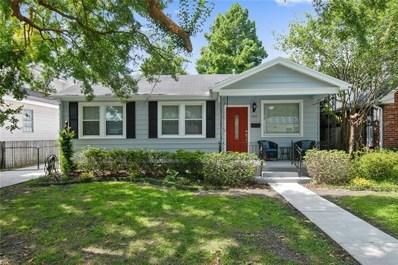1614 Demosthenes Street, Metairie, LA 70005 - MLS#: 2165485