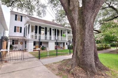 1718 Napoleon, New Orleans, LA 70115 - MLS#: 2165525