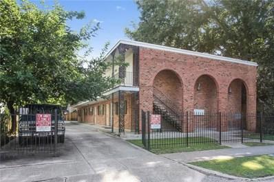 1444 Josephine Street UNIT 3, New Orleans, LA 70130 - #: 2165642