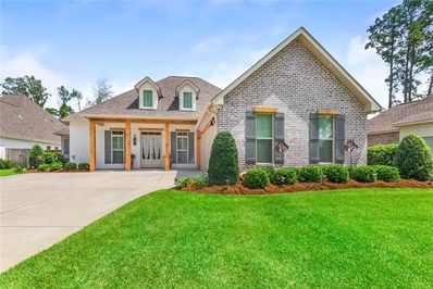 704 Poplar Creek Court, Covington, LA 70433 - #: 2165703