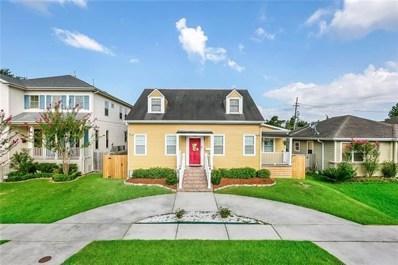 6824 Vicksburg Street, New Orleans, LA 70124 - #: 2165799