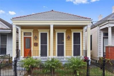 4022 Laurel, New Orleans, LA 70115 - MLS#: 2166231