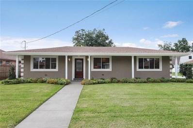 115 L Street, Belle Chasse, LA 70037 - MLS#: 2166350