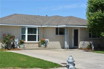 1628 Hope, Marrero, LA 70072 - MLS#: 2166690