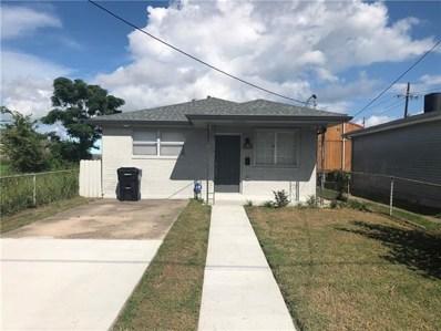 1707 Benton Street, New Orleans, LA 70117 - MLS#: 2166707
