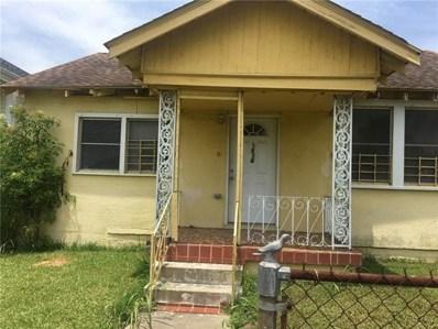 1516 Alabo Street, New Orleans, LA 70117 - MLS#: 2166827