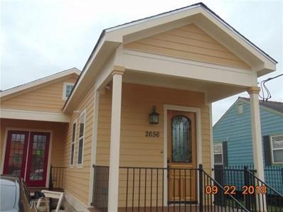 2656 Pressburg Street, New Orleans, LA 70122 - MLS#: 2166937