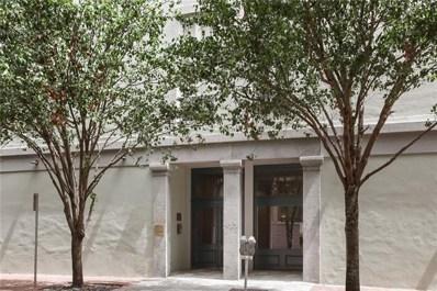 225 Girod Street UNIT 206, New Orleans, LA 70130 - MLS#: 2166945
