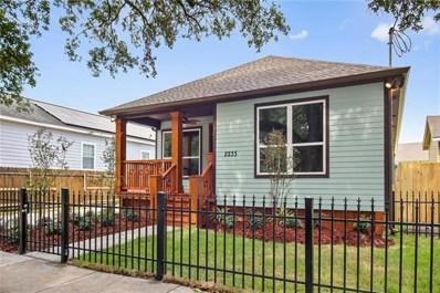 2233 St. Bernard, New Orleans, LA 70119 - MLS#: 2167092