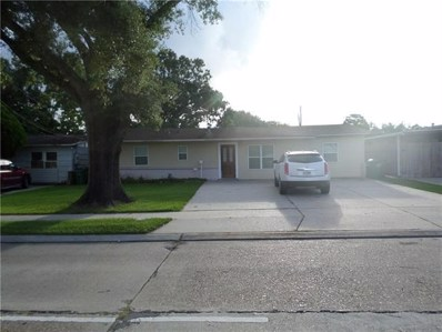 1505 David, Metairie, LA 70003 - MLS#: 2167356