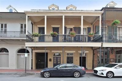 521 St Louis Street UNIT 4, New Orleans, LA 70130 - MLS#: 2167361
