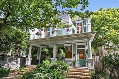 4523 Perrier Street, New Orleans, LA 70115 - #: 2167457