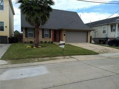 1345 Madrid Street, New Orleans, LA 70122 - #: 2167541