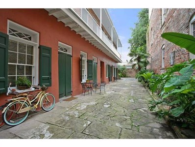 927 Toulouse Street UNIT 4, New Orleans, LA 70112 - MLS#: 2167542