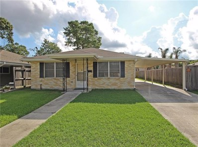 1509 High Avenue, Metairie, LA 70001 - #: 2167548