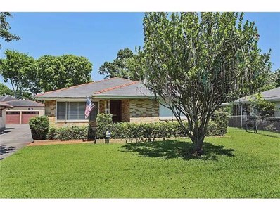 1015 Bonnabel Street, Metairie, LA 70005 - #: 2167634
