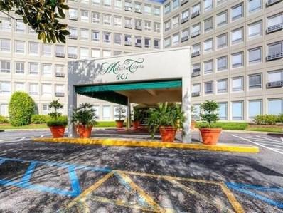 401 Metairie Road UNIT 115, Metairie, LA 70005 - MLS#: 2167711