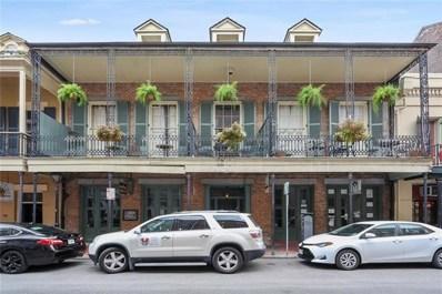515 St Louis Street UNIT 6, New Orleans, LA 70130 - #: 2167861